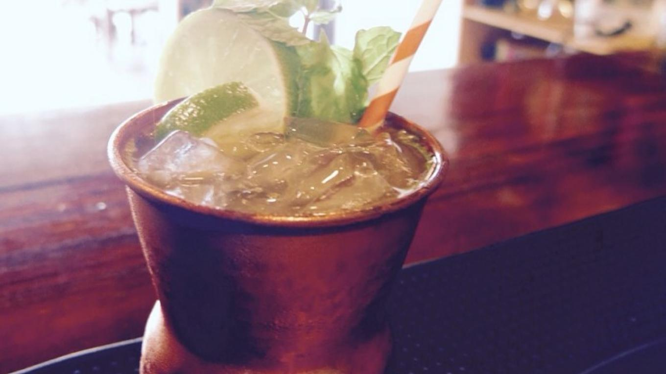 Mmmm Moscow Mule time, with our Homemade Ginger Beer – Brett Kroos