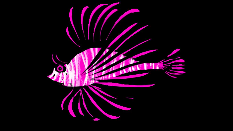 XII Utila Lionfish Derby Logo – XII Utila Lionfish Derby