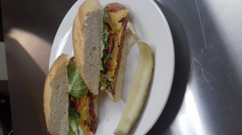 Fresh Sandwiches! – Eldon Bolton