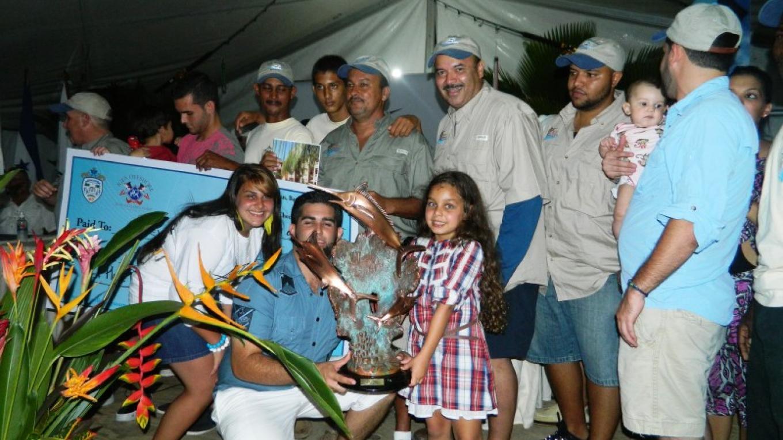 Winner of the Tournament takes all / El Ganador del torneo recibió todos