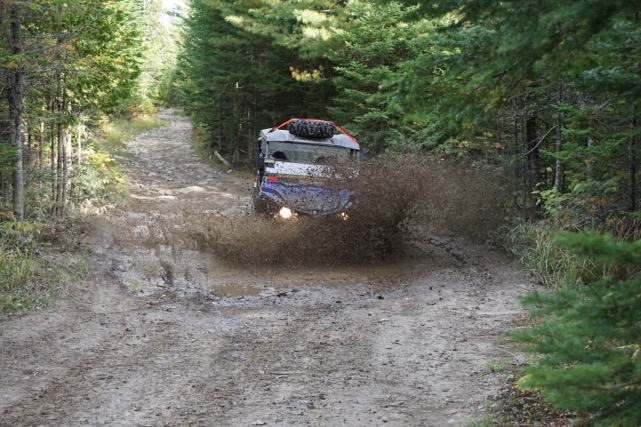 Direct ATV Trail access from Wilderness Edge Campground