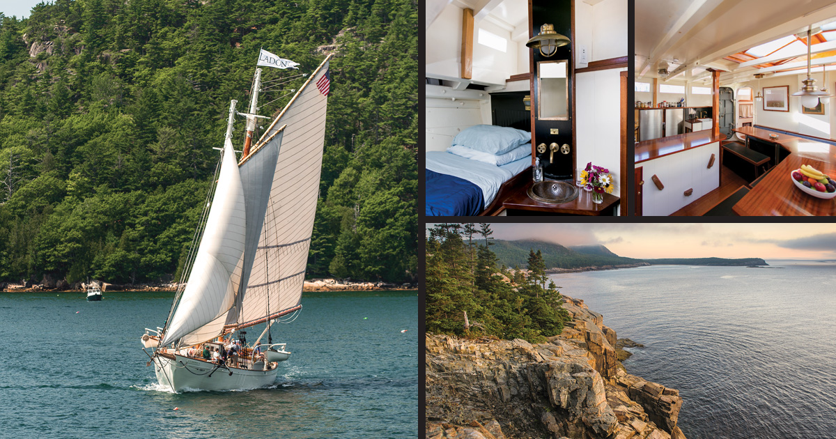 Schooner Cruise to Acadia