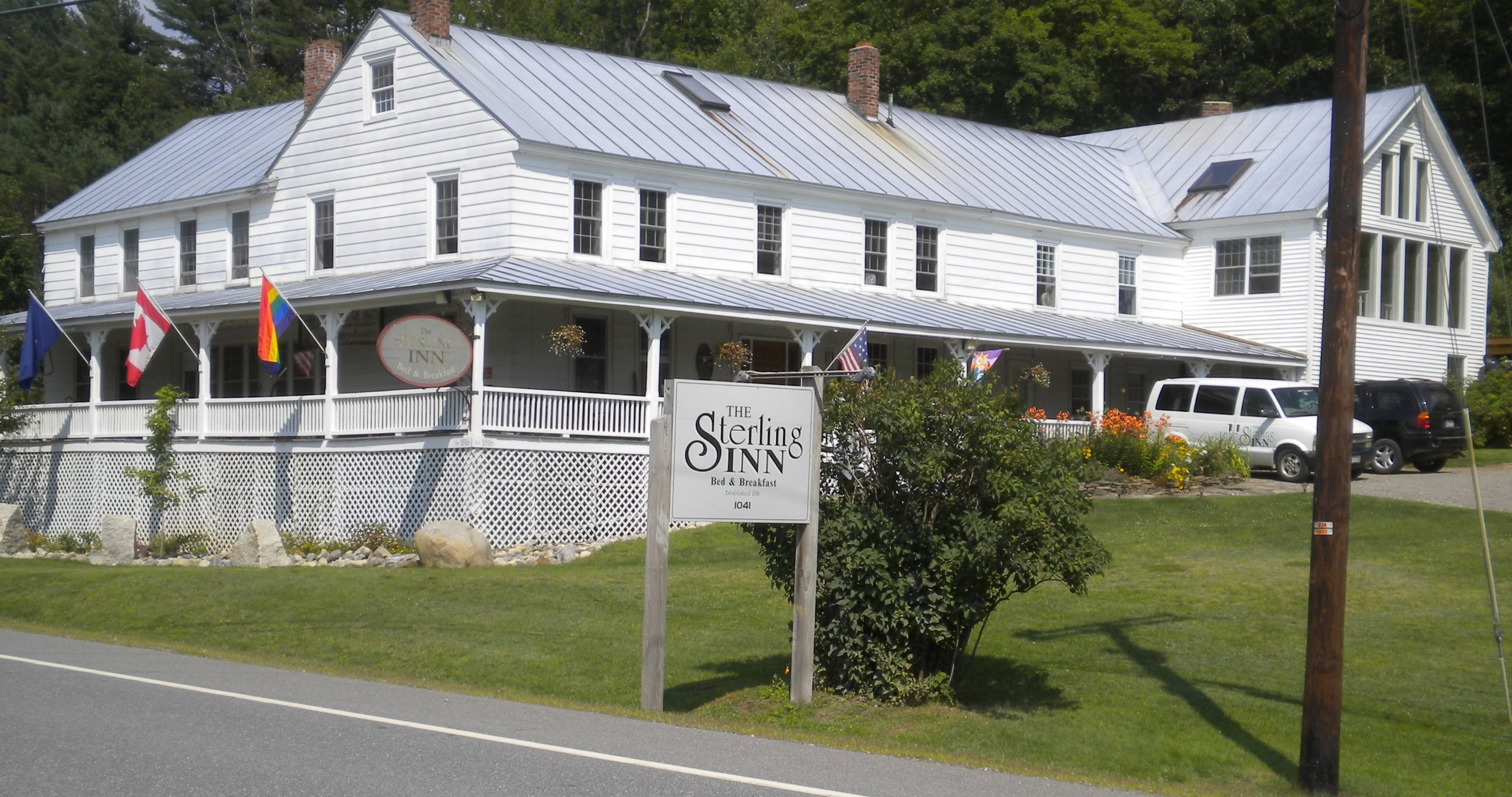 The Sterling Inn today