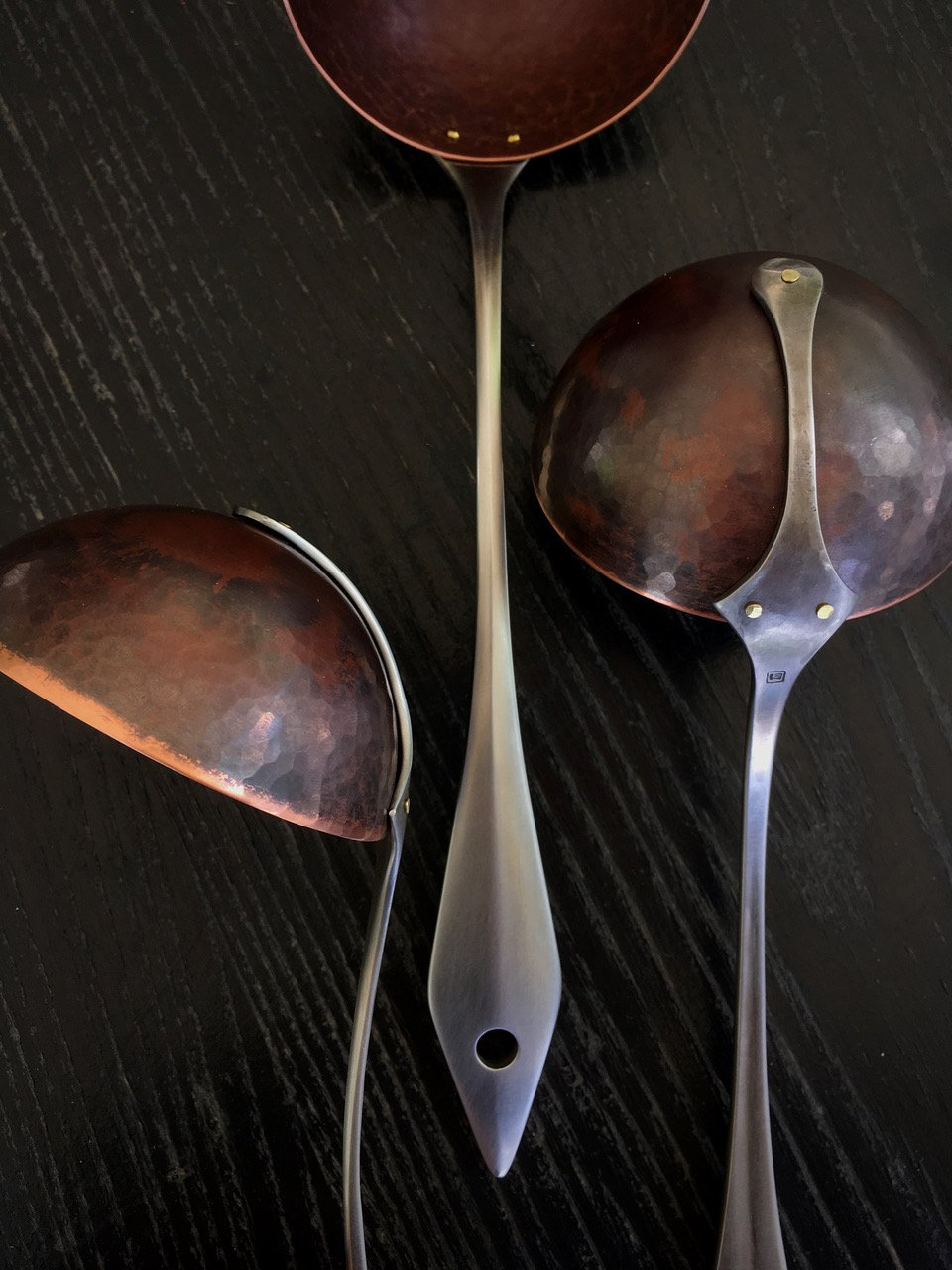 Brass & Stainless Ladle