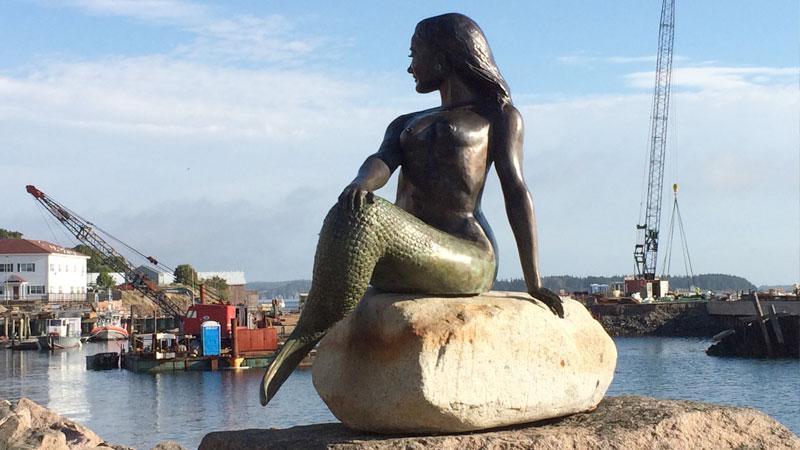 Eastport's Mermaid
