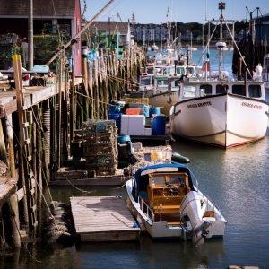 Old Port Harbor