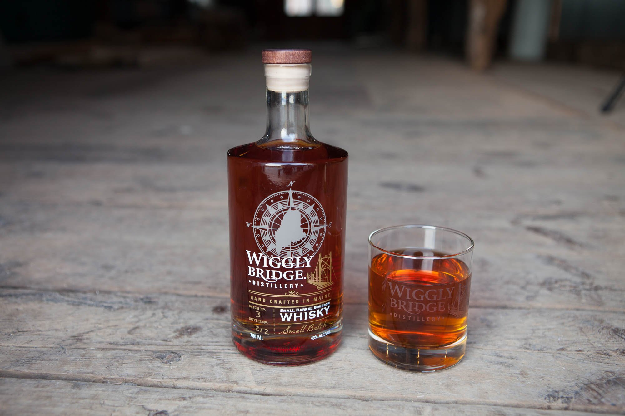 Award Winning Small Barrel Bourbon