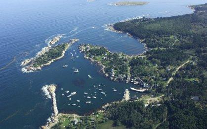 In the Sky | Maine's Midcoast Regions