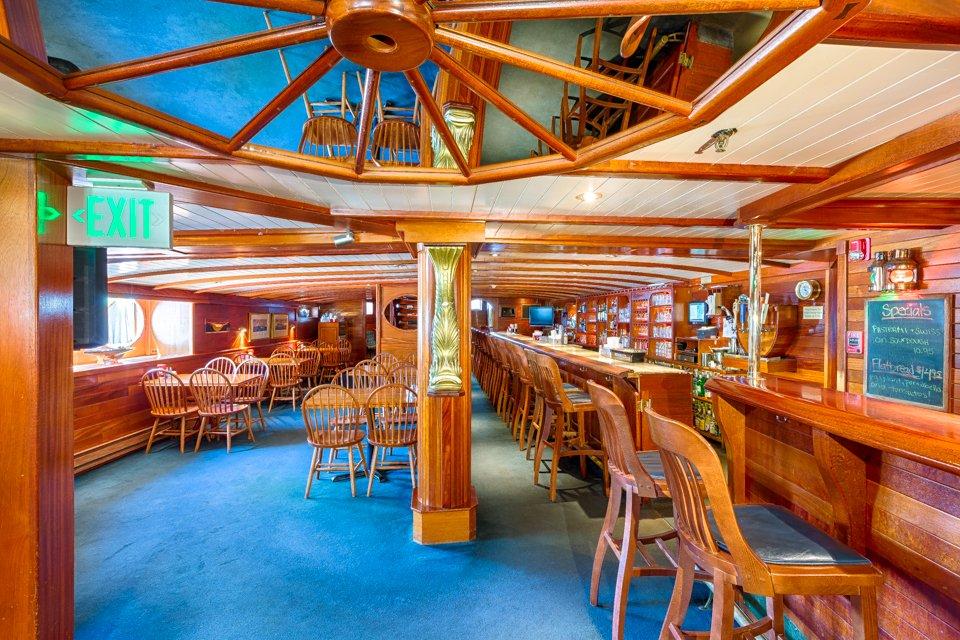 Ship Cellar Pub at the York Harbor Inn