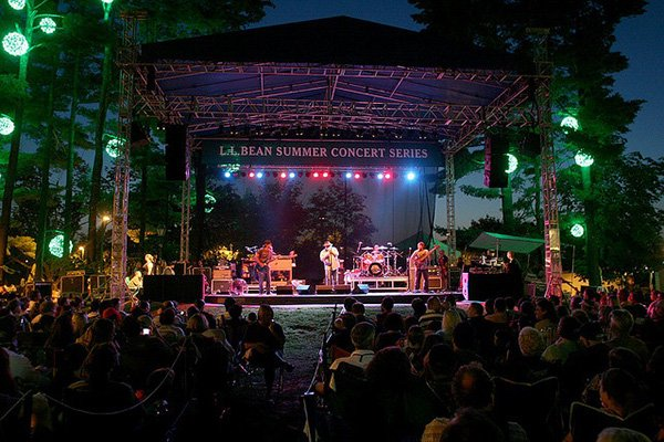 L.L.Bean Summer Concert Series