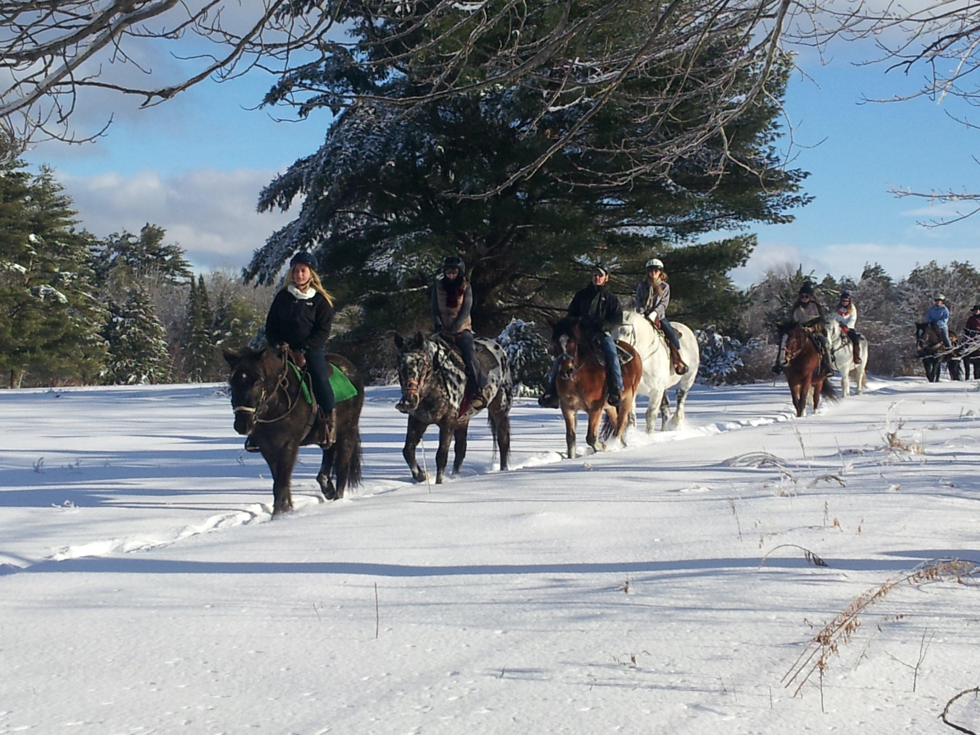 Winter Wonderland Ride