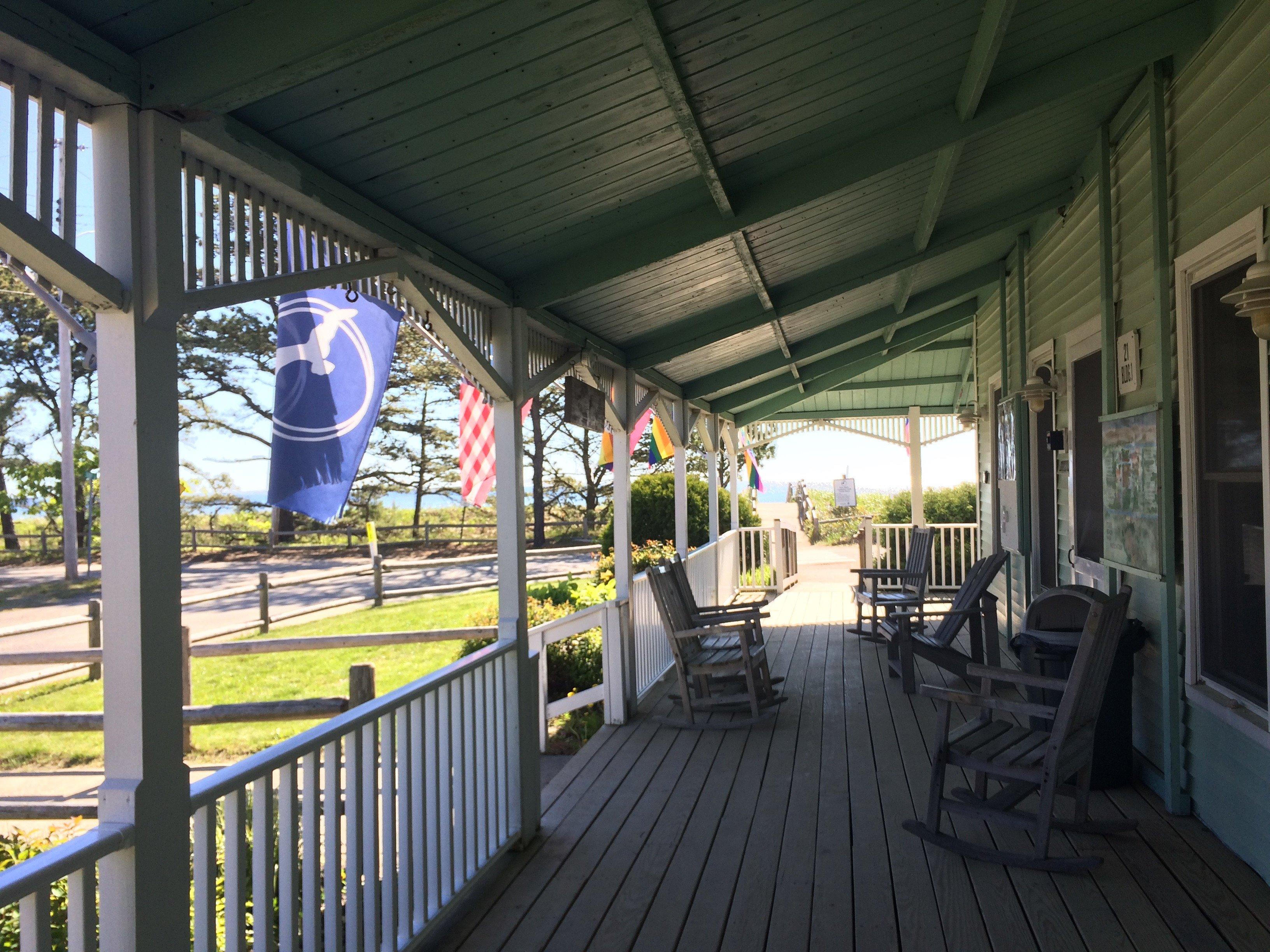 Quillen Porch