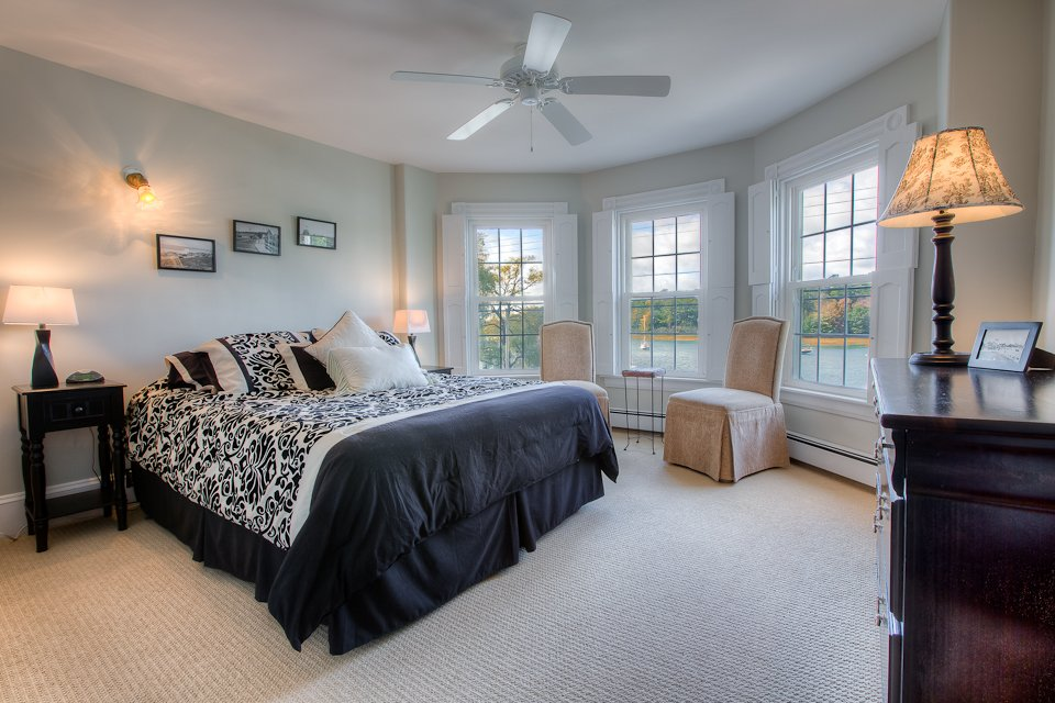 Kennebunkport Room.  See much more at www.luxurykennebunkporthouserental.com
