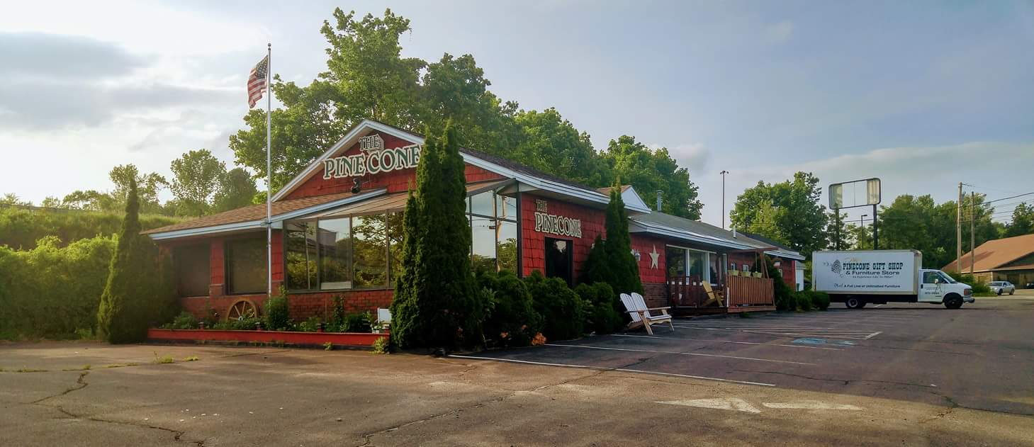 The Pinecone Gift & Furniture Store