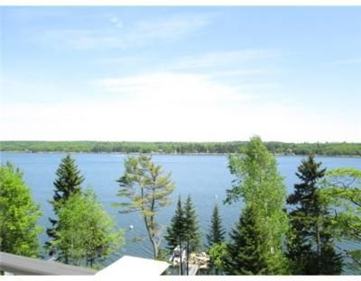 First Light Cottage - Incredible view of Sheepscot River from nearly every room.