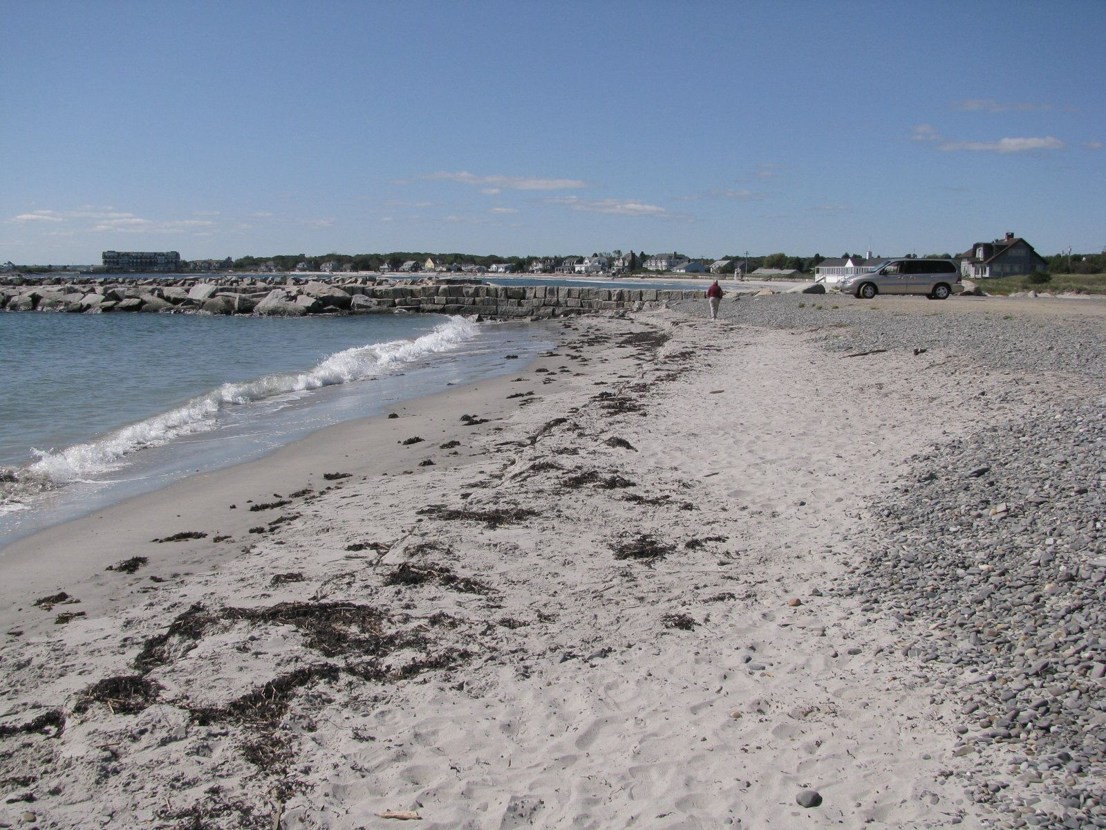 Beach Kennebunkport - see much more at KennebunkportMaineLodging.com Site