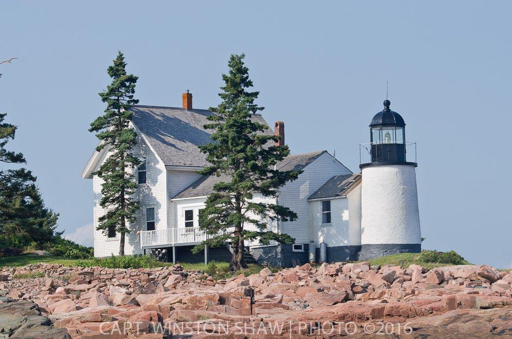 Winter Harbor Lighthouse