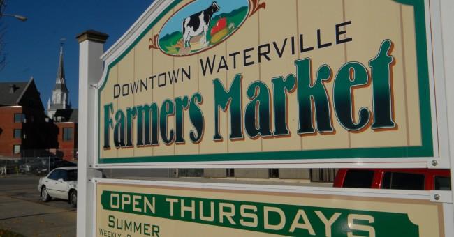 Downtown Waterville Farmers' Market