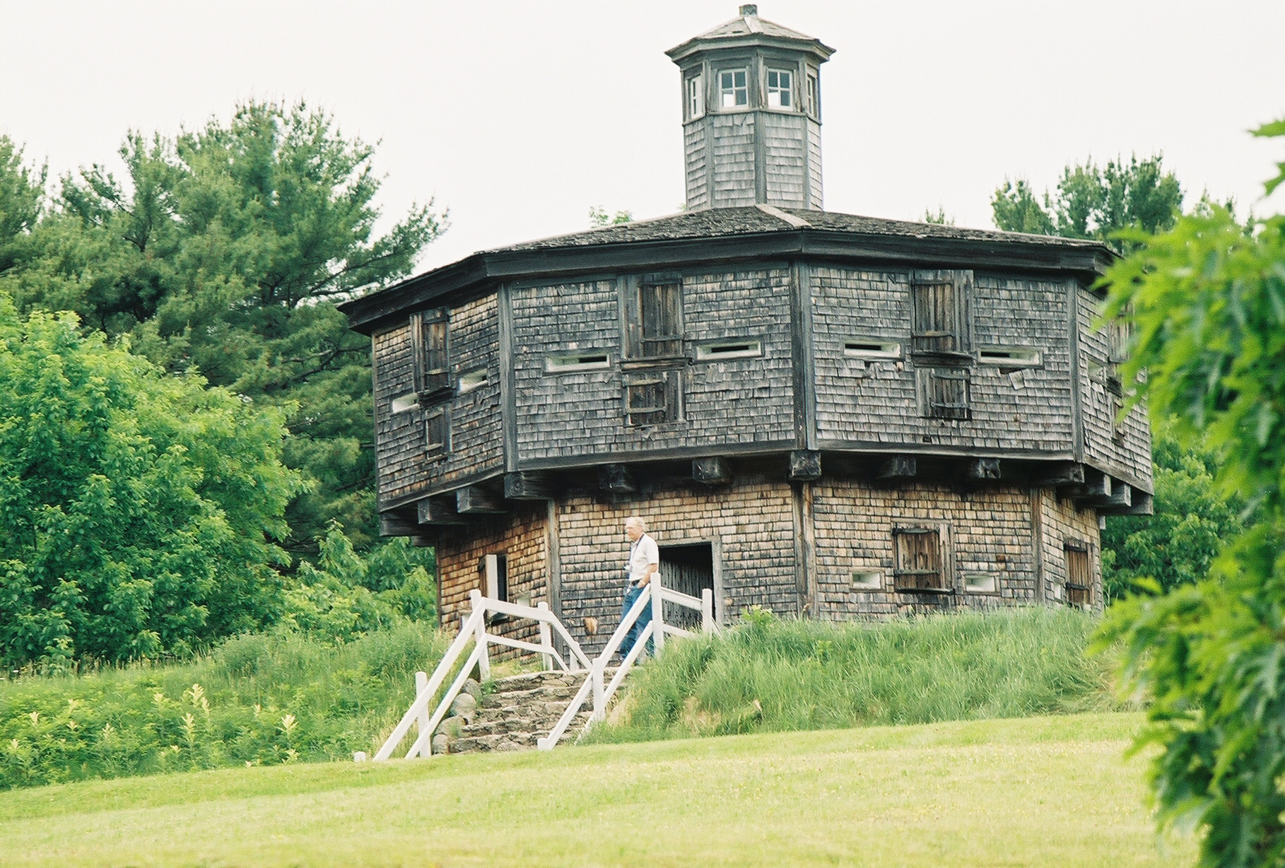 Fort Edgecomb State Historic Site