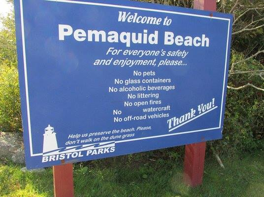 Pemaquid Beach - Bristol Parks and Recreation