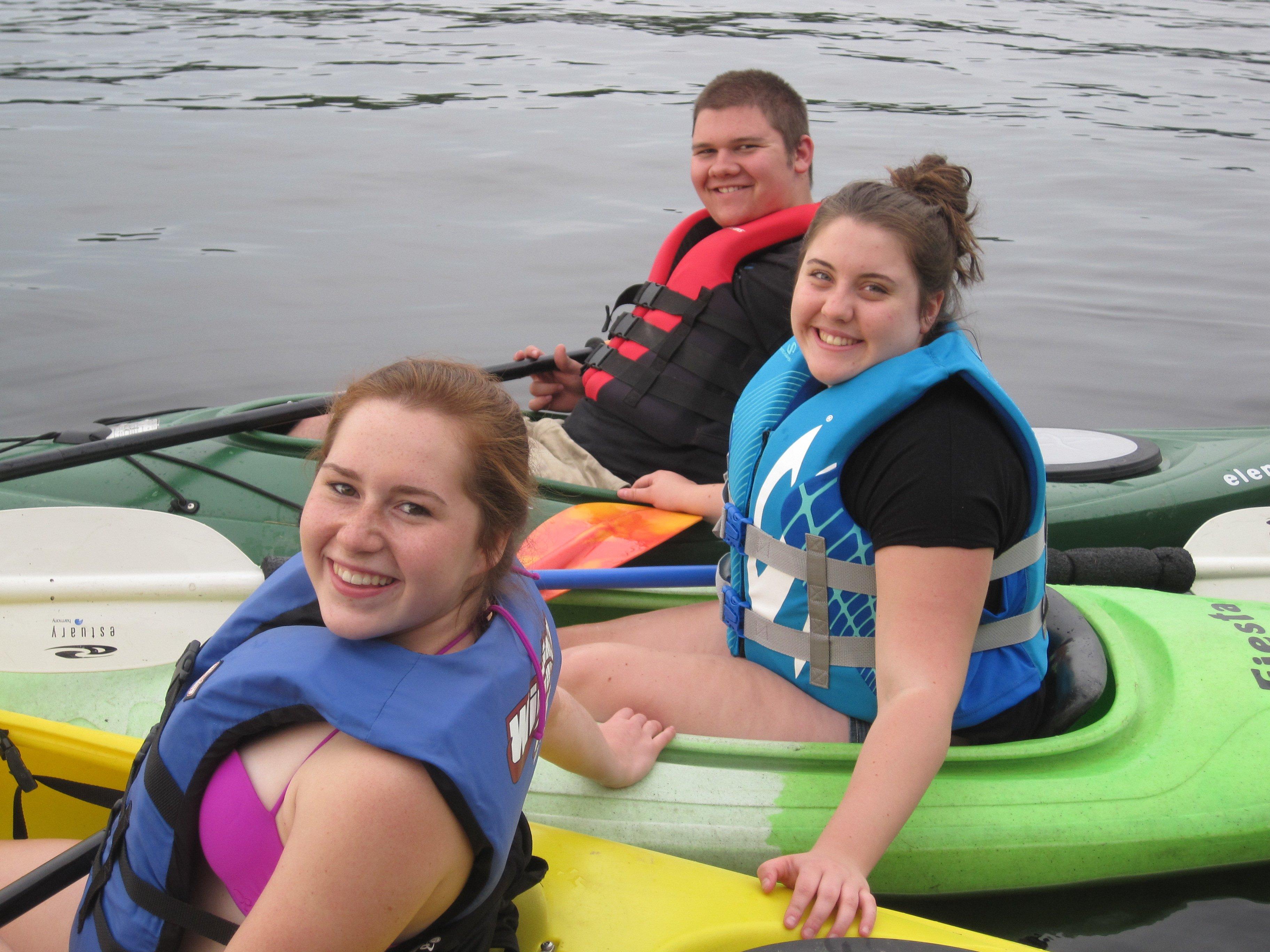 Summer fun on the lake!