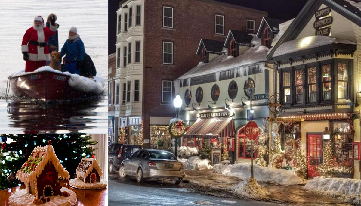 Christmas By The Sea Camden Maine 2020 20 Holiday Festivals in MidCoast Maine | Maine's Midcoast Regions