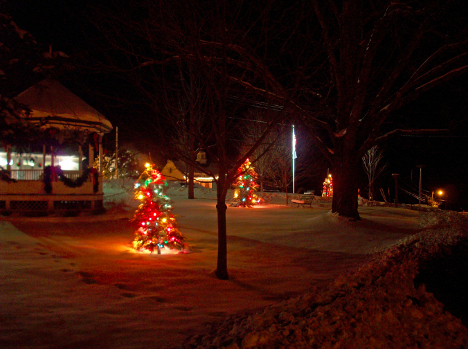 Union Maine Christmas in the Country Event