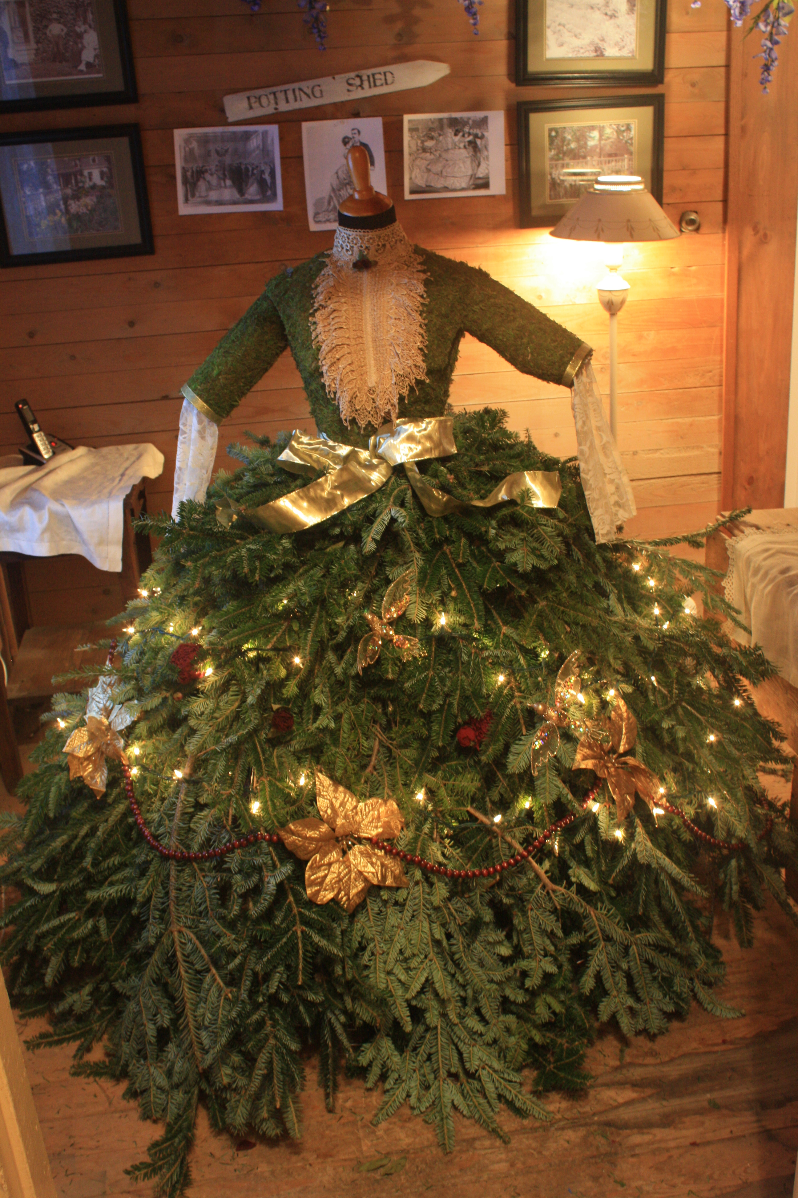 Victorian Christmas at the Estey