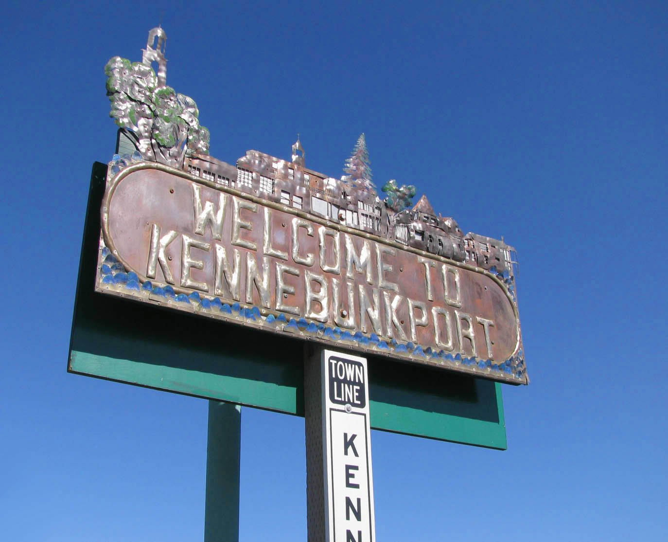 Welcome Kennebunkport - see much more at KennebunkportMaineLodging.com Site