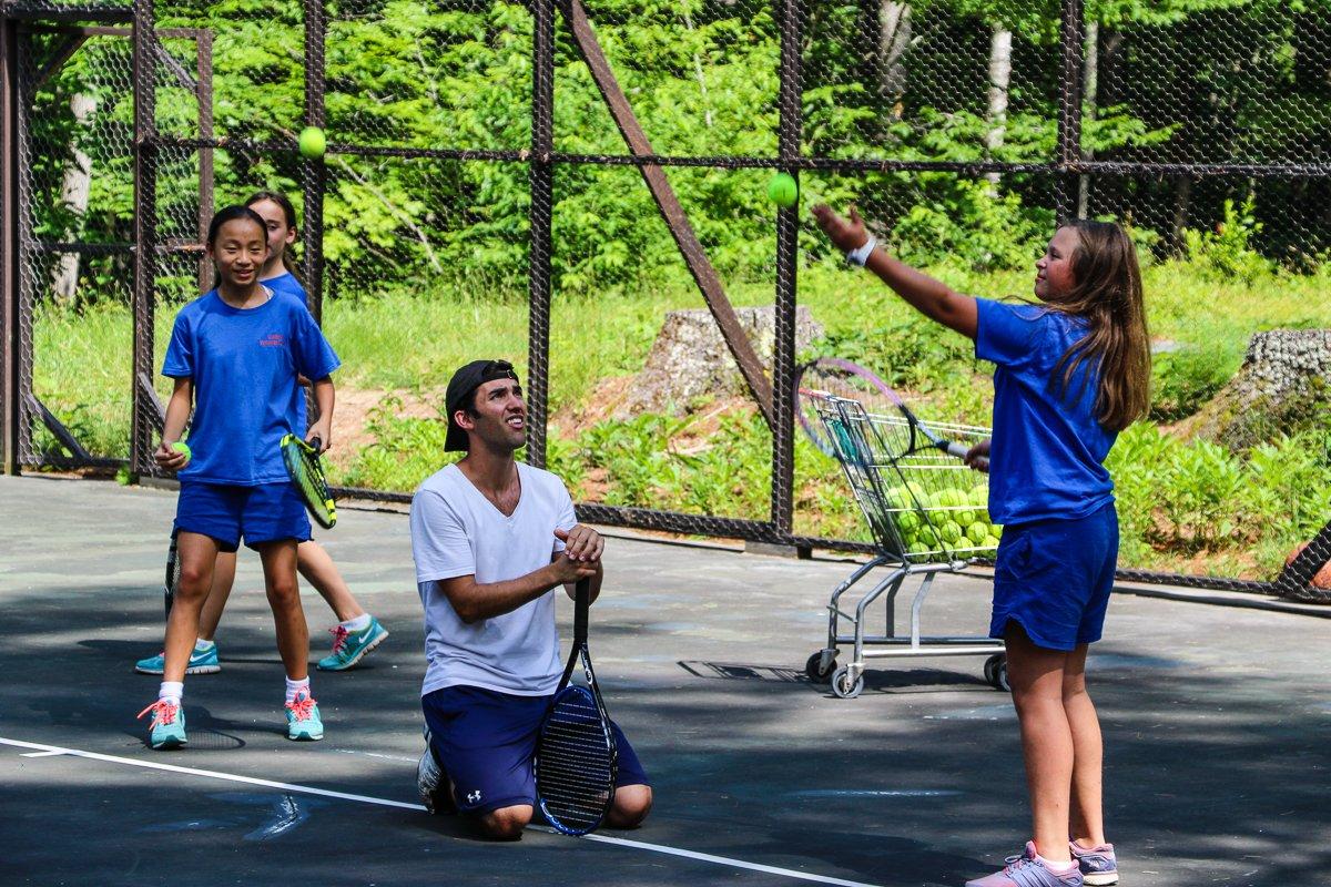 Tennis at Wawenock