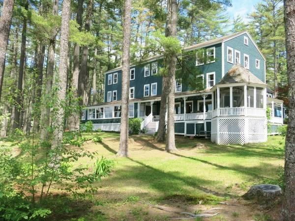 Pleasant Point Inn.  Located on the nationally recognized Kezar Lake, Center Lovell, ME