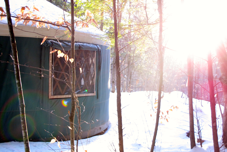 Nurture Through Nature Eco-Retreats-Outdoor Adventures in Maine