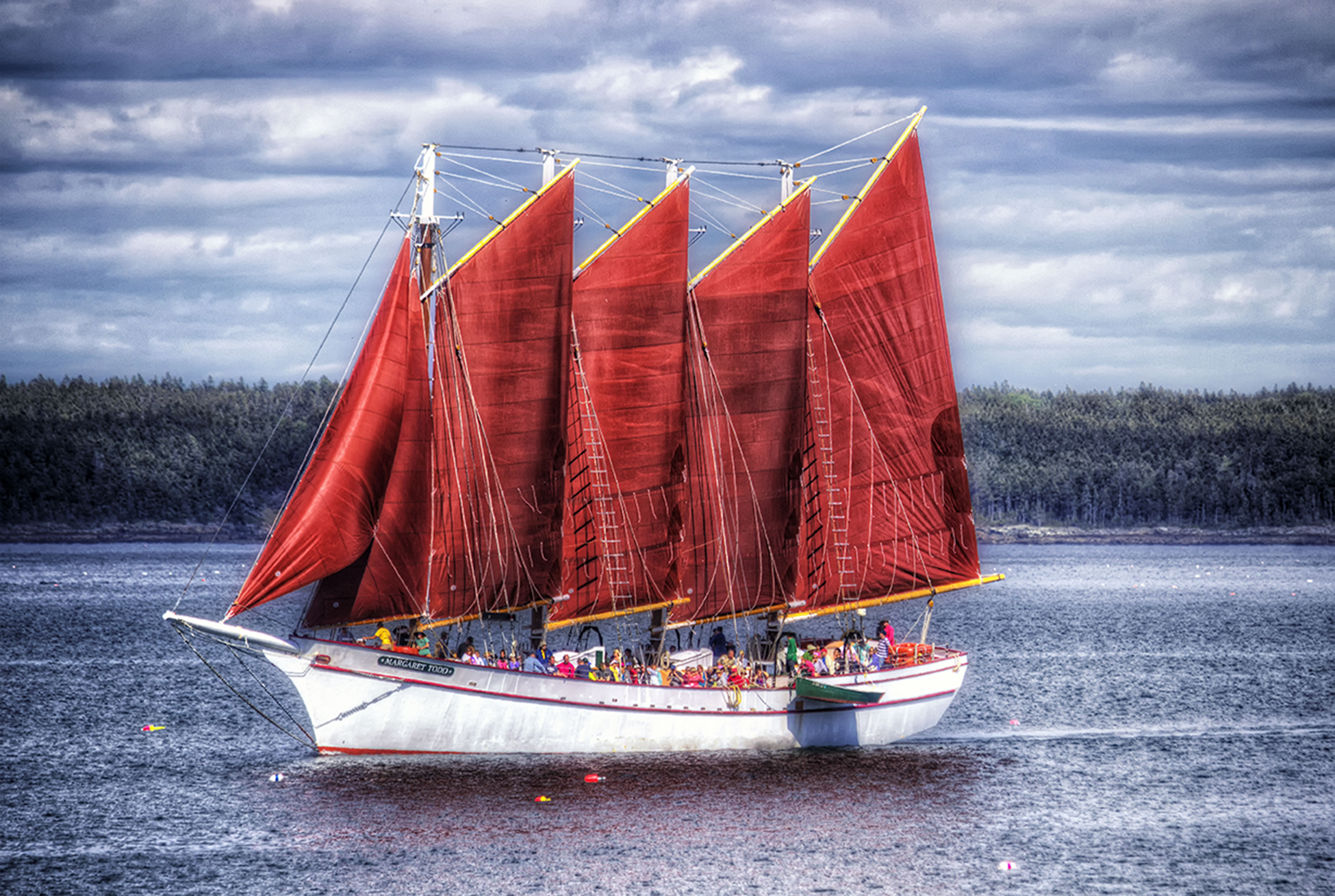Downeast Windjammer Cruises and Ferries