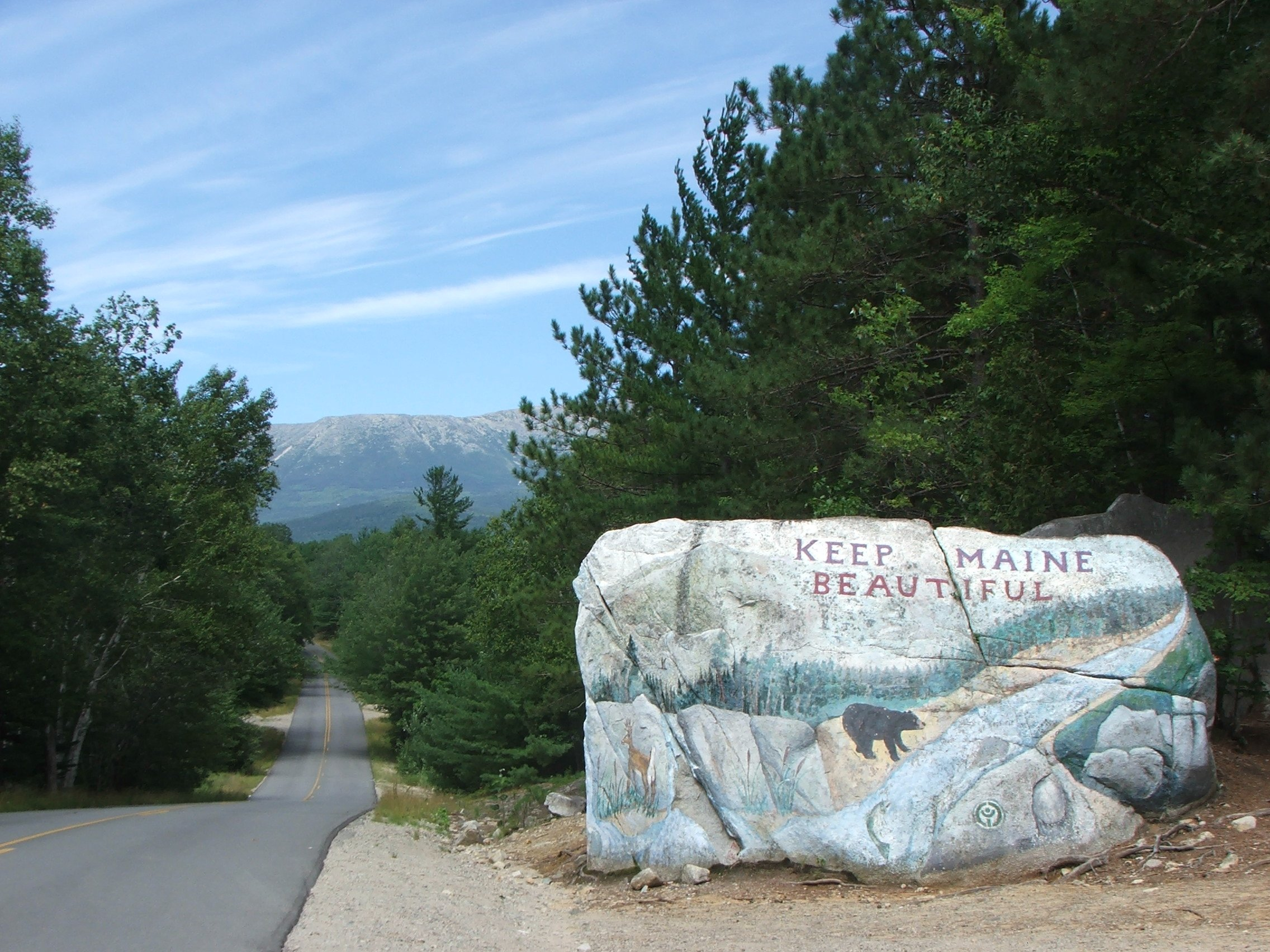 Pocwocamus Rock