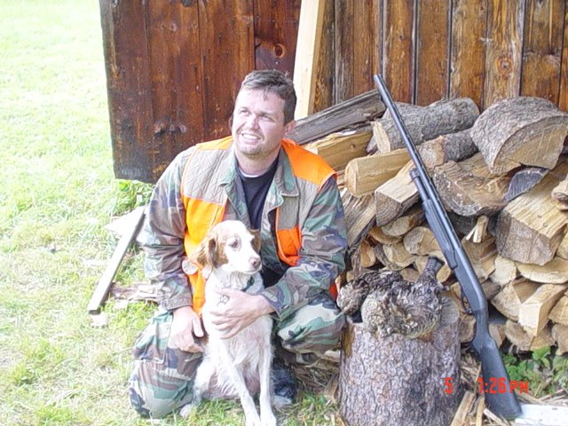 Grouse Hunt in Northern Maine