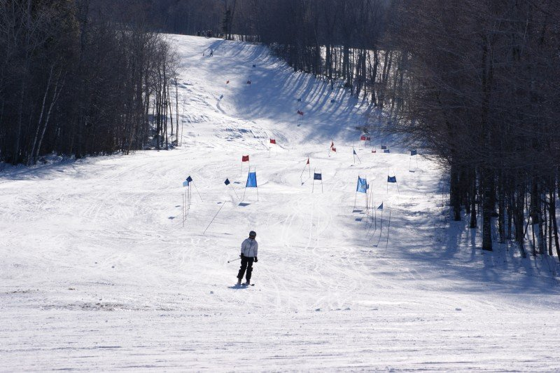 We have a ski area just 6 miles away!