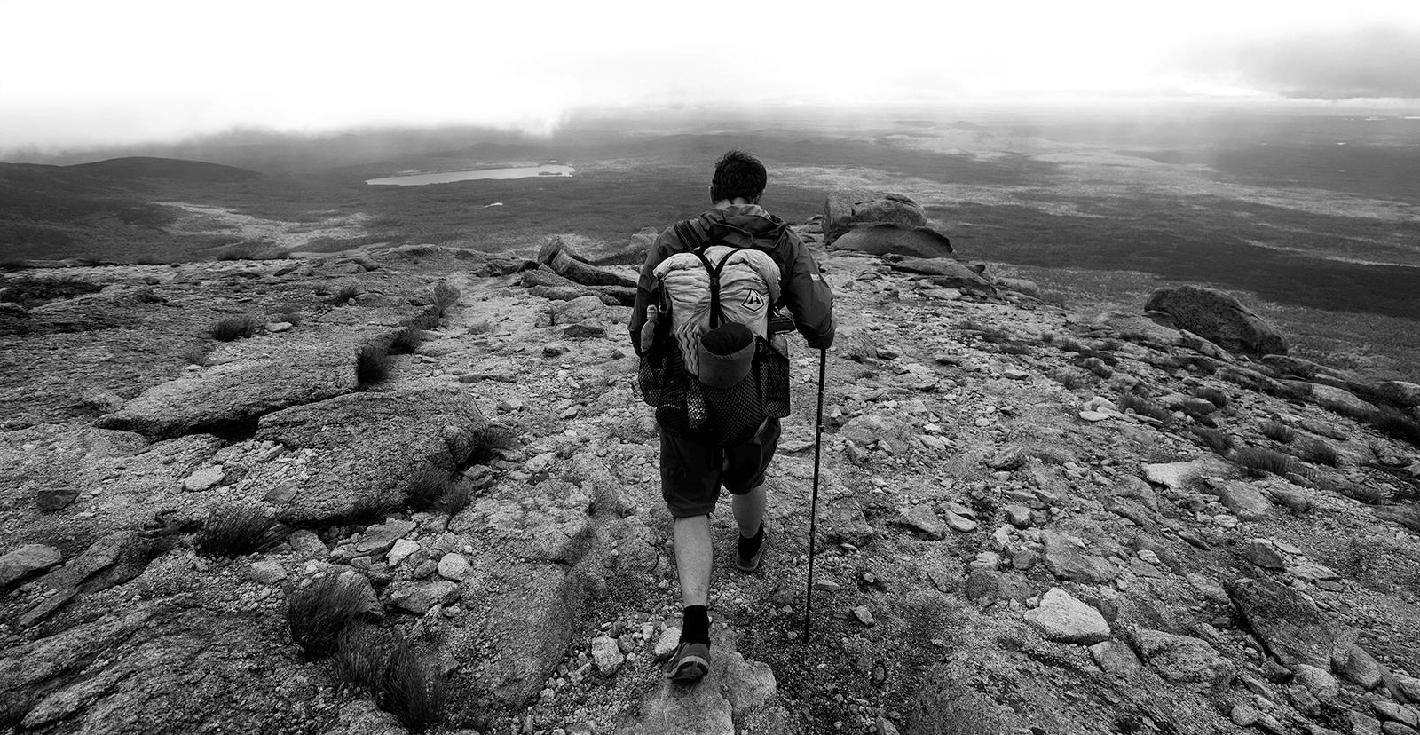 Hiking Mt. Katahdin