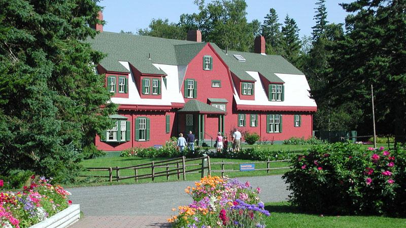 Roosevelt summer cottage