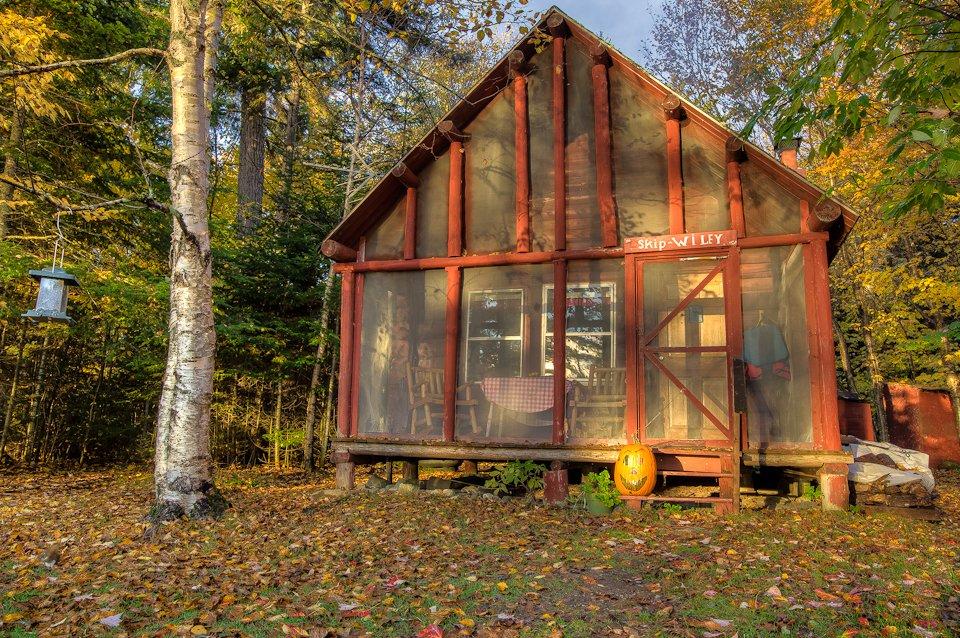 Skip Wiley Cabin