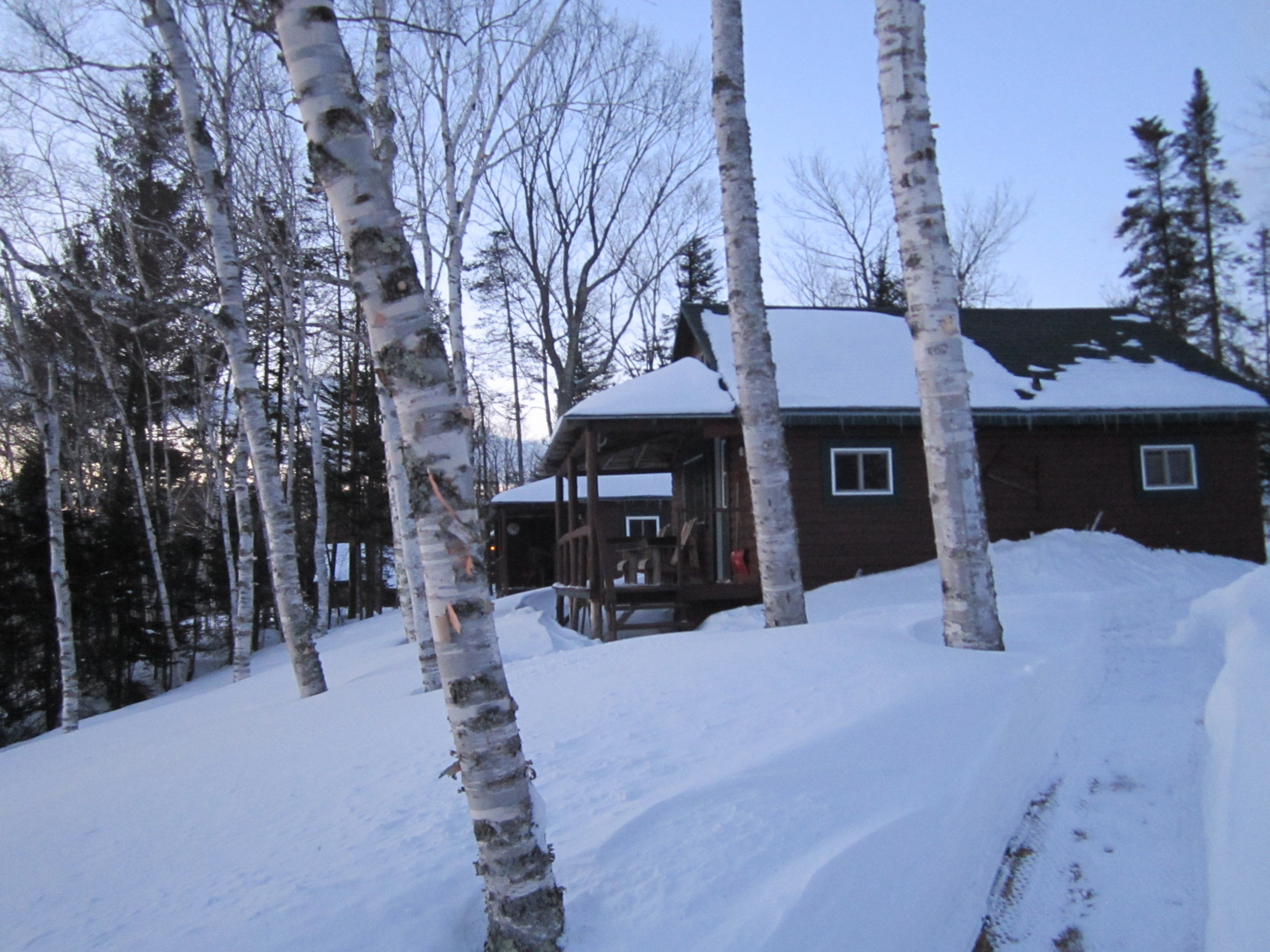 Getaway and #5 Cabin - accommodates 2 / 4
