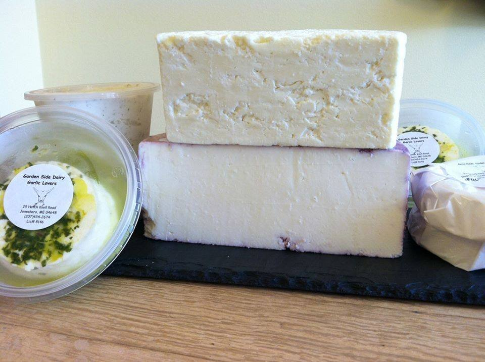 award winning goat milk cheese
