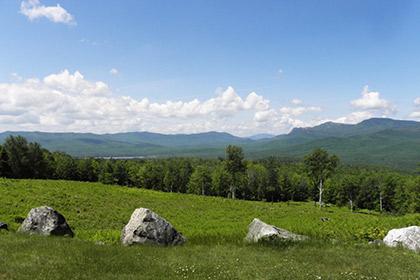 Mt. Blue State Park