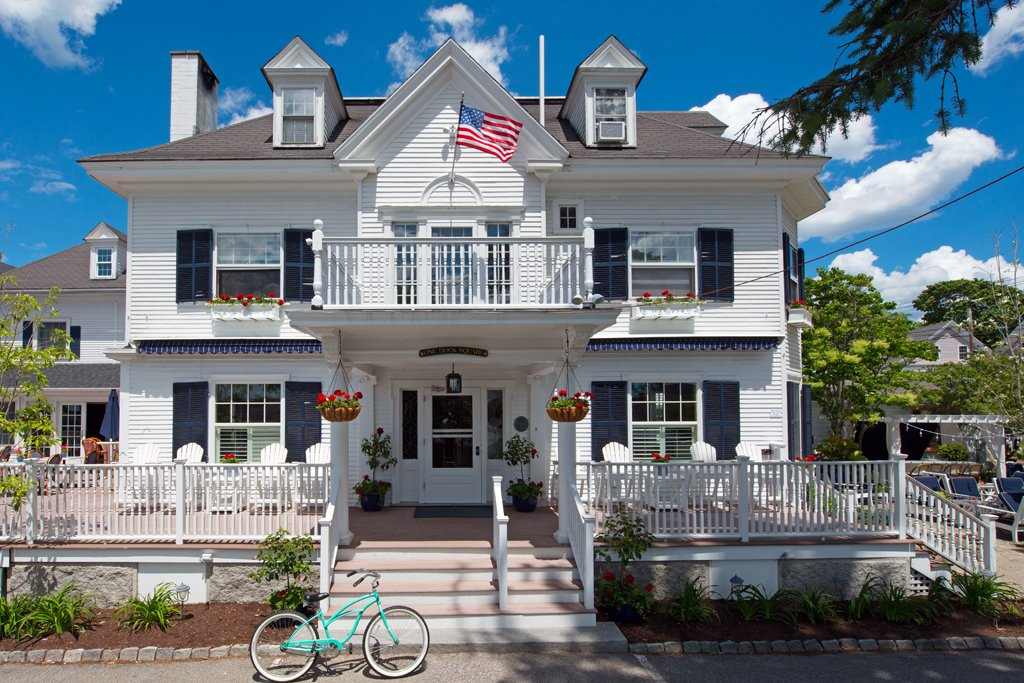 The Kennebunkport Inn in Kennebunkport, Maine
