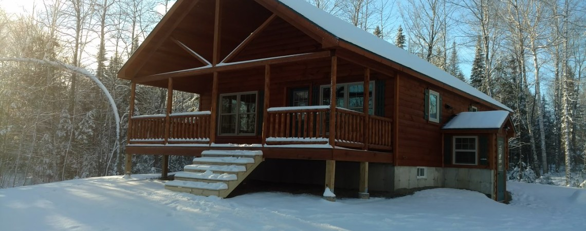 Sporting Camps & Wilderness Lodges