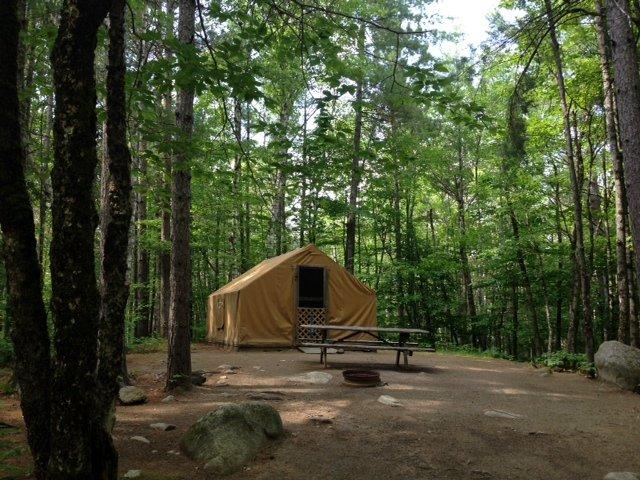 4 Person Cabin Tent