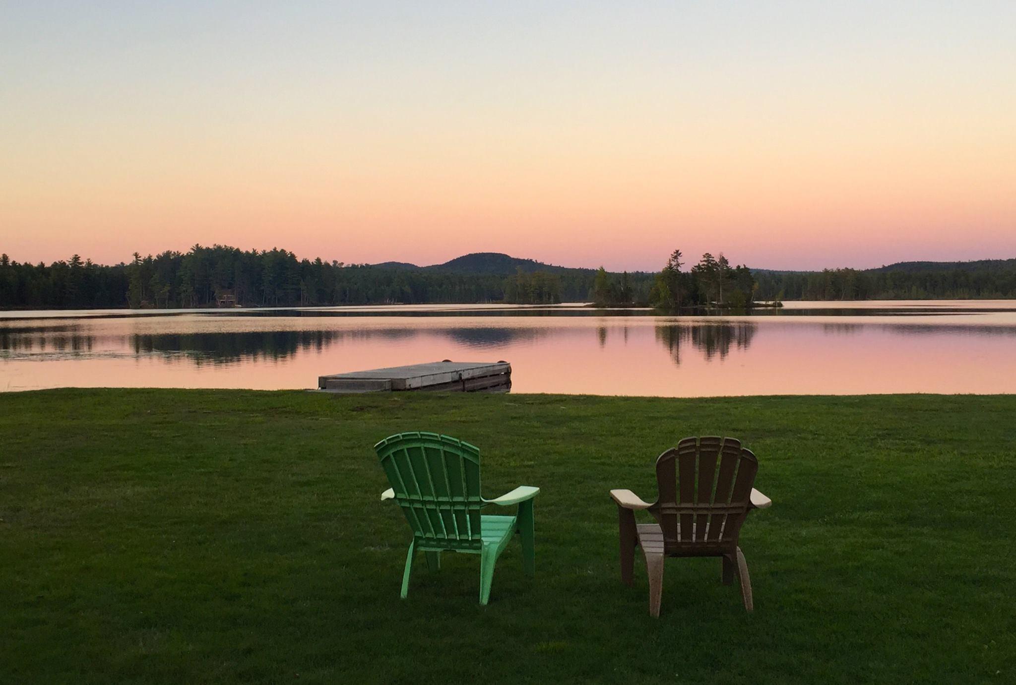 Lake Moxie Camps