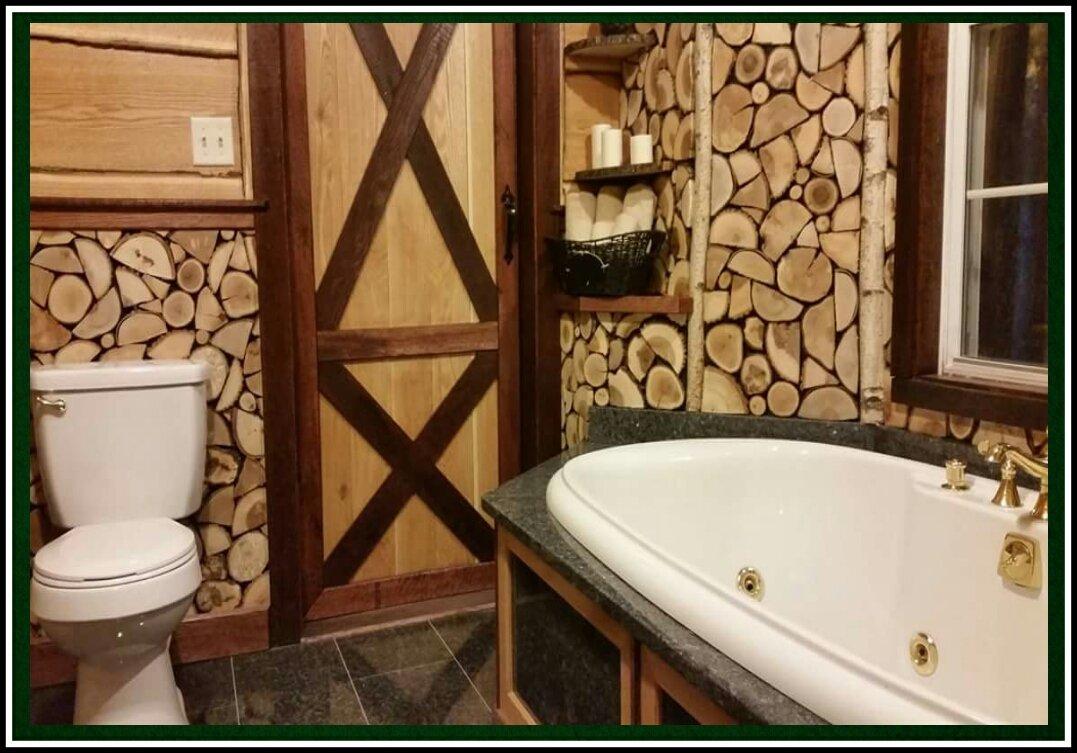 Master Bath in The Grand Oak