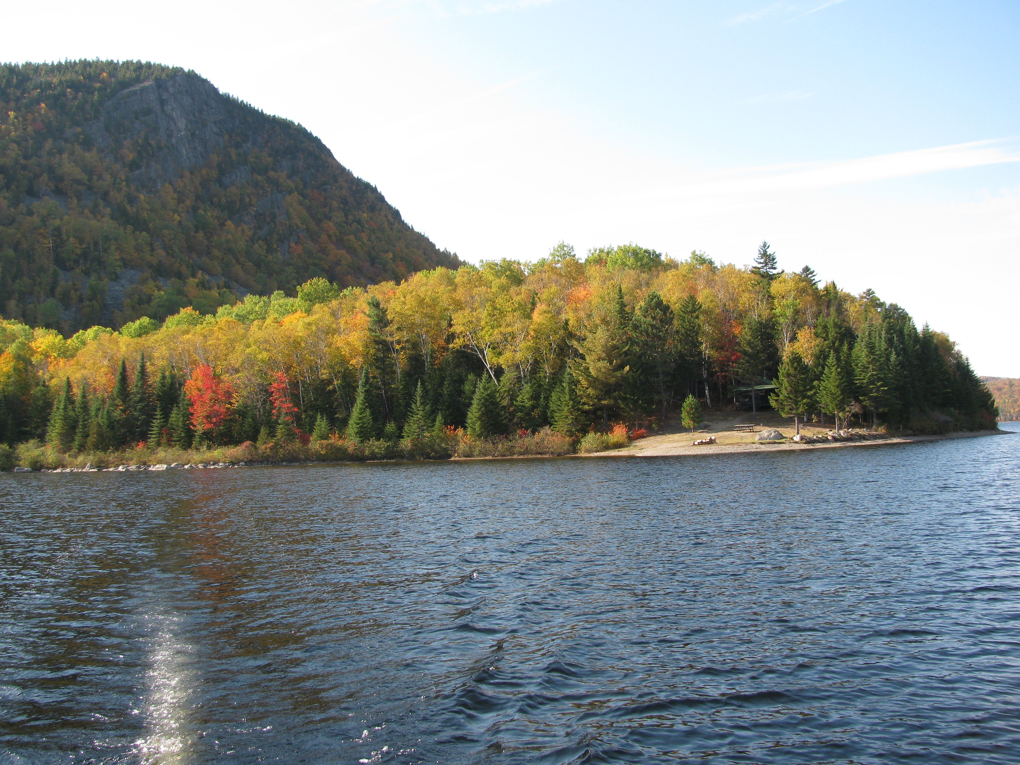 Stay in our remote cabin for a unique wilderness experience- Access by boat only