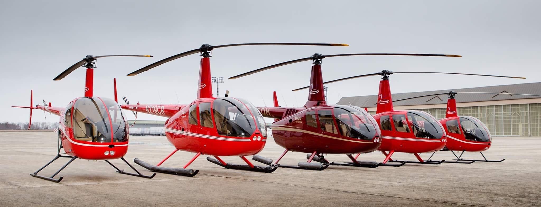 Seacoast Helicopter Fleet