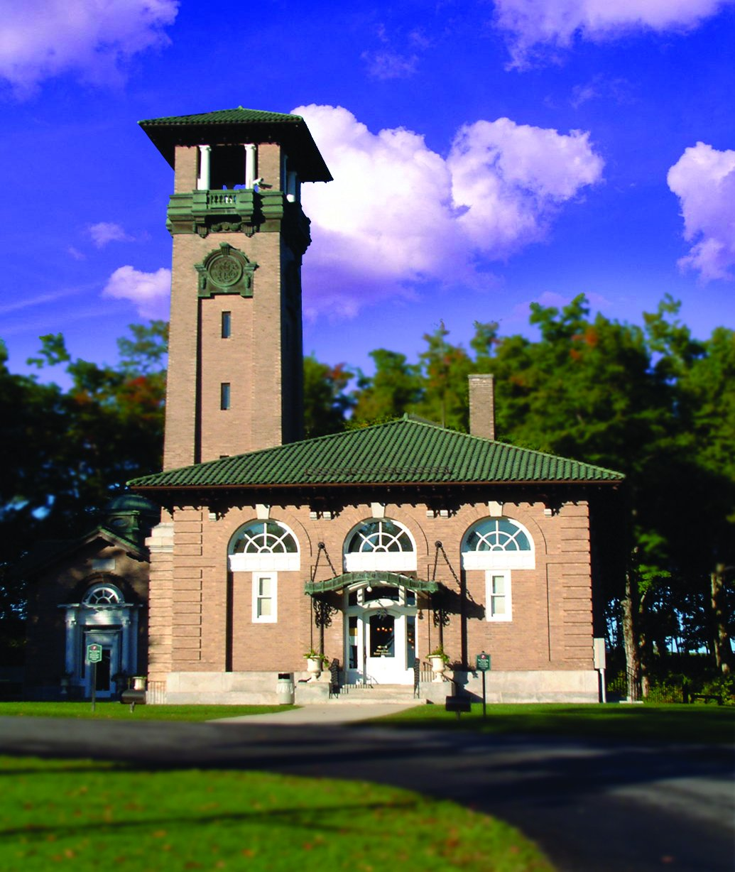Poland Spring Water Museum